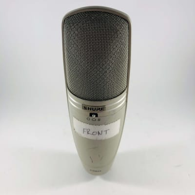 Shure KSM44 Large Diaphragm Multipattern Condenser Microphone *Sustainably Shipped*
