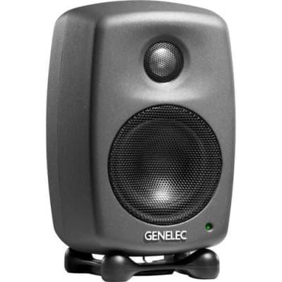 "Genelec 6010A 3"" Powered Nearfield Studio Monitor (Single)"