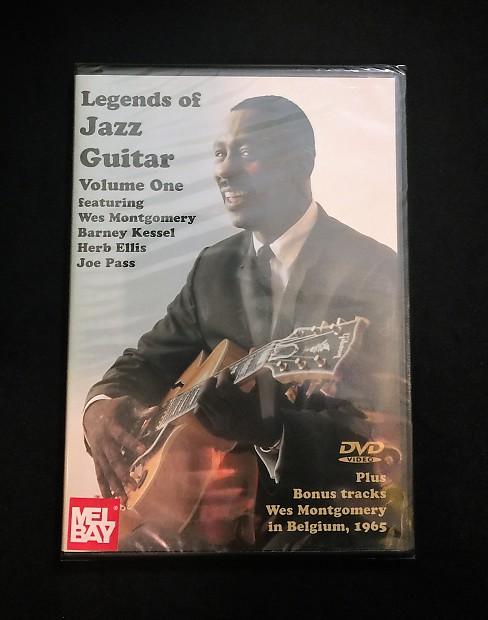 Legends Of Jazz Guitar - Volume One   Michael's Boutique