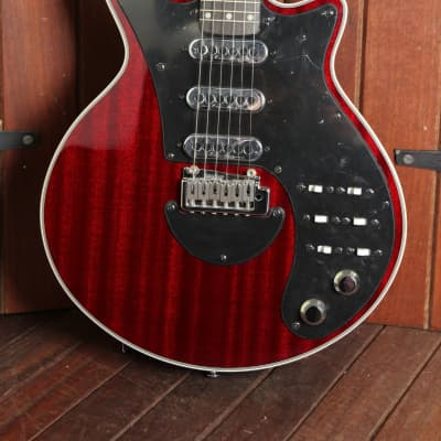 Brian May Guitars - Brian May Special Antique Cherry Electric Guitar for sale