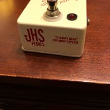 JHS '73 Ram's Head Muff
