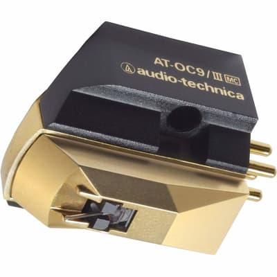 Audio-Technica AT-OC9/III MicroCoil Cartridge