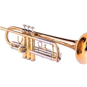 Jupiter JTR-606ML Student Bb Marching Trumpet