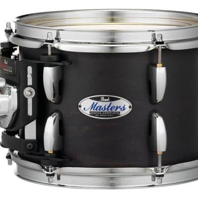 "MCT1614T/C124 Pearl Masters Maple Complete 16""x14"" tom MATTE BLACK MIST Drum"