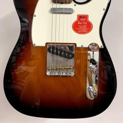 Fender Classic Player Baja 60s Telecaster 3CS for sale