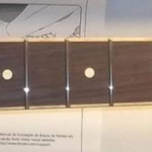 "Fender® USA Maple/RWD Channel Bound Tele Neck~9.5""-14 Compound Radius~Brand New"