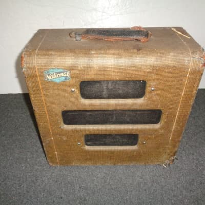 Valco National Tweed Amp 1954 for sale