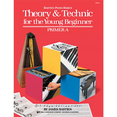 Bastien Piano Basics: Theory & Technic for the Young Beginner - Primer A