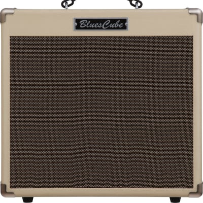 "Roland Blues Cube Hot 30-Watt 1x12"" Guitar Combo 2016 - 2021 Tweed"