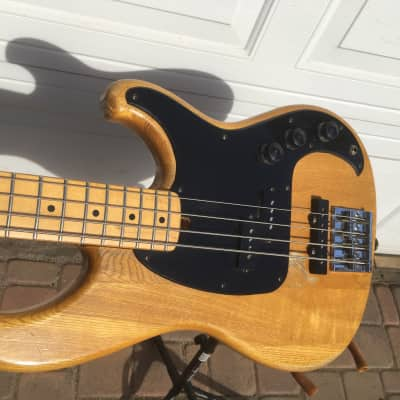 Ibanez Roadstar II Bass 1983-PJ with Seymour Duncans-Badass II and Hardcase for sale