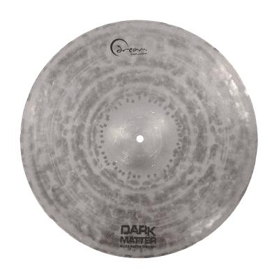 "Dream Cymbals 18"" Dark Matter Series Bliss Paper Thin Crash Cymbal"