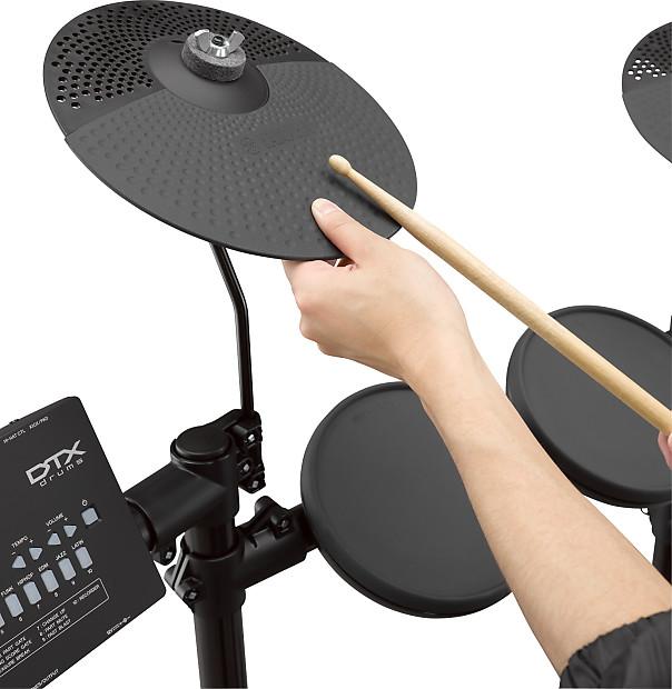Yamaha DTX452KPLUS Electronic Drum Kit Package | Better Music