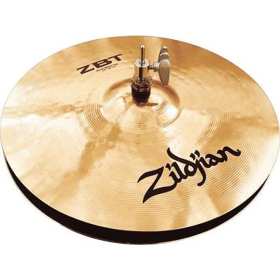 "Zildjian 14"" ZBT Rock Hi-Hat Cymbals (Pair) 2005 - 2019"