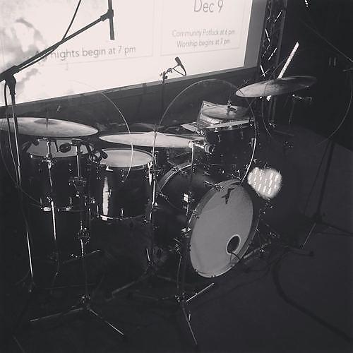 Shy Baffles Acrylic Acoustic Drum Shields Brett S Gear