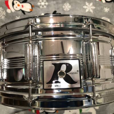 Rogers Big R Dynasonic 14x6.5 Snare Drum