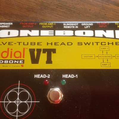 Radial Engineering Headbone VT