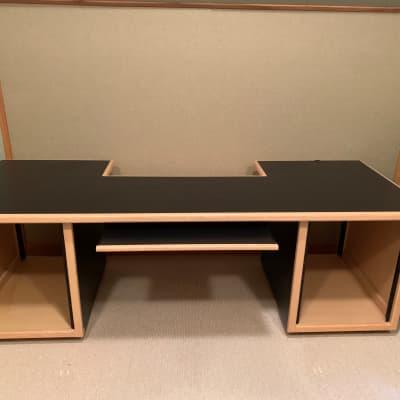 KK Audio Studio production desk