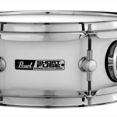 """Pearl Short Fuse 10""""x4.5"""" Snare w/Mount and Clamp - Grinstone Sparkle"""