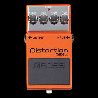 Boss DS-1X Special Edition Distortion Pedal with MDP