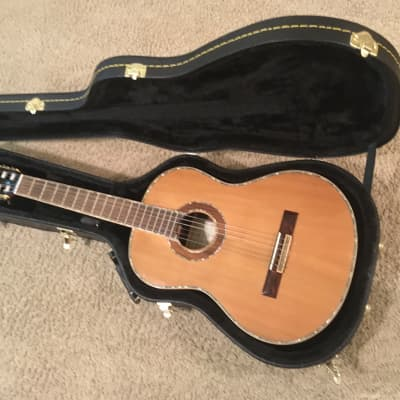 Antonio Hermosa  AH-20 Classical Guitar Rosewood/Abalone handcrafted in China for sale