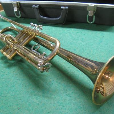 Bach Bundy Trumpet 1984 - Refurbished - Case and Bach 7C Mouthpiece