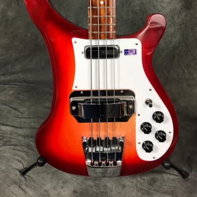 Rickenbacker 4001C64 2009 Fireglo for sale