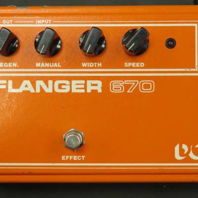 DOD 670 Flanger for sale