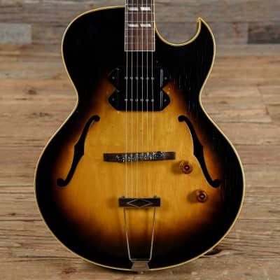 Gibson ES-175 Sunburst 1955 (s498) for sale