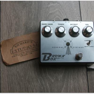 "GVT GVT - General Vintage Tone "" Brown box MKII """
