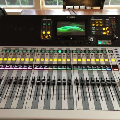 Yamaha TF3 24-Channel Digital Mixer w/Dante Card
