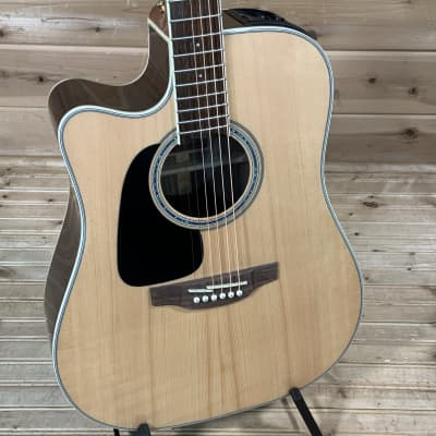 Takamine GD51CE Left Handed Dreadnought Acoustic Electric Guitar - Natural