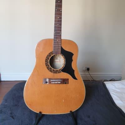 Eros Garanzia 6 String Acoustic 1960s for sale