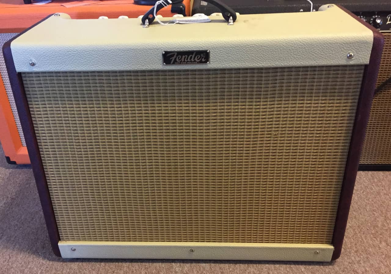 fender hot rod deluxe iii limited edition red wine cream reverb. Black Bedroom Furniture Sets. Home Design Ideas