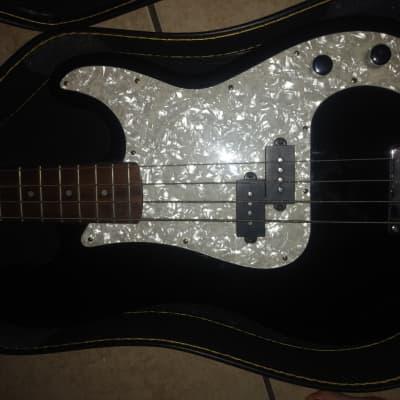 Hamer CP4 Slammer Bass Black