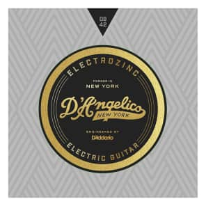 D'Angelico DAR0942 Rock 9's Electric Guitar Strings (9-42)