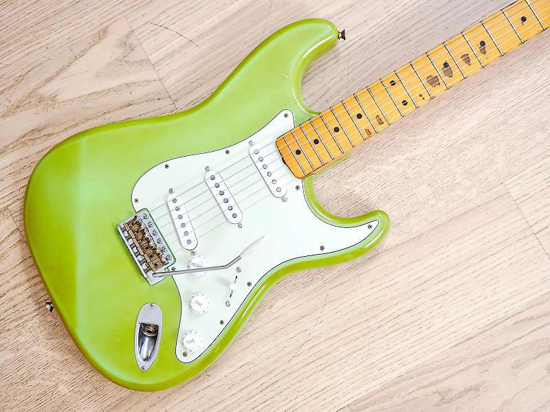 Fender japan serial number dating kustom