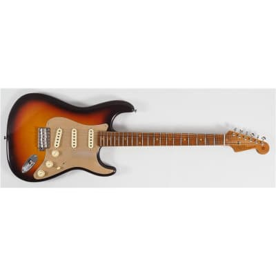 Fender Custom Shop LTD '58 Special Stratocaster Journeyman Relic, Chocolate 3-Colour Sunburst for sale