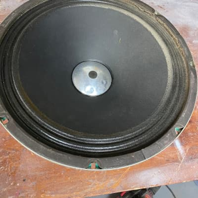 """Eminence  vintage 15"""" guitar speaker"""