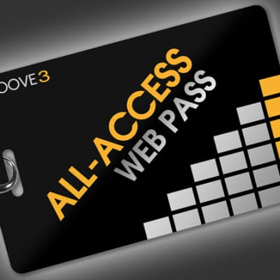 Groove3 1 Year All-Access Pass