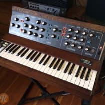 Moog MiniMoog Model D 1970s Wood image
