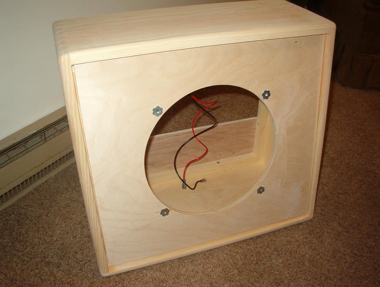 1 x 12 112 guitar extension speaker cabinet trm open back reverb. Black Bedroom Furniture Sets. Home Design Ideas