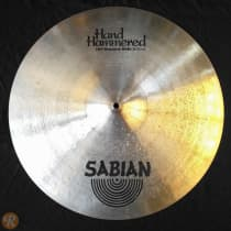 "Sabian 20"" HH Bounce Ride 2000s Traditional image"