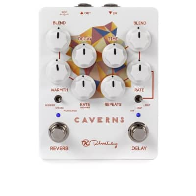 Keeley Caverns V2 Delay and Reverb Pedal