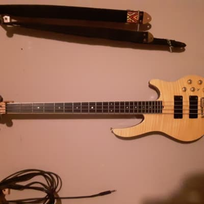 Brian Moore I4  2001 Blonde Top for sale