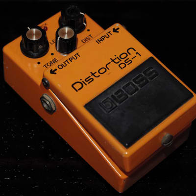 BOSS DS-1 Distortion 1978 for sale