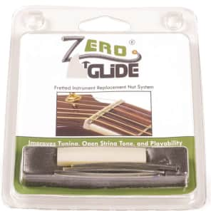Zero Glide ZB-2 Unslotted Electric Guitar Replacement Nut