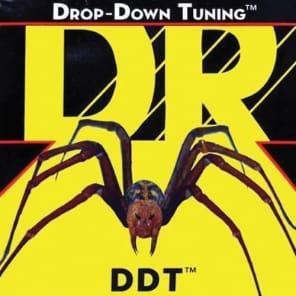 DR DDT-10 Drop-Down Tuning Medium Electric Guitar Strings (10-46)