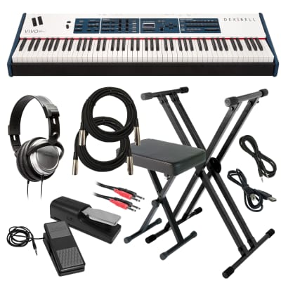 Dexibell Vivo S7 Pro Stage Piano - Bonus Pak