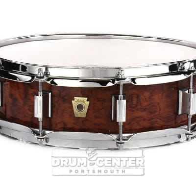 Ludwig Classic Maple Snare Drum 13x3.5 - Bubinga Gloss