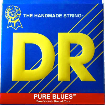 DR Pure Blues PHR-11 Electric Guitar Strings
